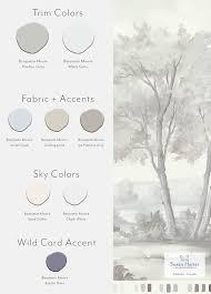 paint palettes susan harter muralpapers