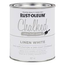 Rust Oleum 887ml Chalked Ultra Matt Paint Bunnings Warehouse