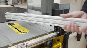 Extend Your Tablesaw Fence For Straighter Cuts 80 20 Youtube