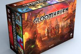 Gloomhaven board game sequel Frosthaven fully funded in 10 mins ...