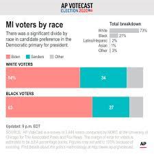 AP VoteCast: Michigan voters say health ...