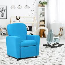 Shop Kids Living Room Recliner Sofa Armrest Chair On Sale Overstock 31647216