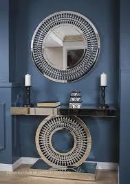 modern elegant round wall decorative