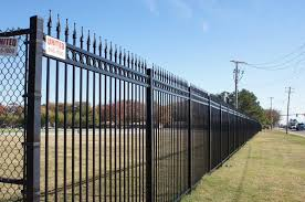 The Different Types Of Security Fencing Explained