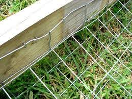 Dog Proof Fence Dog Fence Diy Dog Fence Dog Proof Fence
