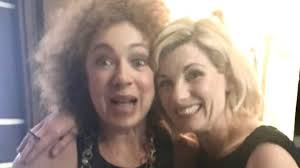 Pic of Alex Kingston & Jodie Whittaker Deleted & Repuloaded | The ...