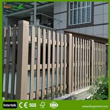 New Wall Fence And Fencing Boards And Fence Post Mounting Brackets Buy Garden Fence Panel Dark Brown Vinyl Fence Recycling Slides Product On Alibaba Com