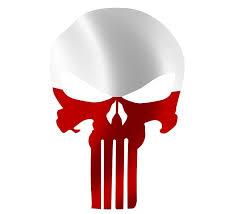 Punisher Flag Decals Powercall Emergency Sirens Window Graphics Skull Decal Punisher Skull Decal Skull Sticker