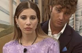 Clizia Incorvaia in nomination al Grande Fratelli Vip, litiga con ...