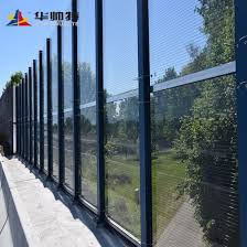 China Plexiglass Noise Barrier Uv Protected Acrylic Glass Sheet China Plexiglass Noise Barrier Outdoor Soundproof Fence