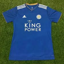 jual jersey leicester city home 2018