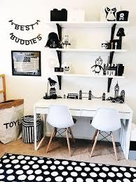Black And White Boy S Room Inspiration Fashionavemom Kids Rooms Diy Kids Room Desk White Kids Room