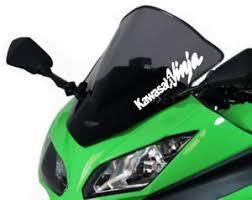 Kawasaki Ninja Windshield Decal Motorcycle Decals Sticker Ebay