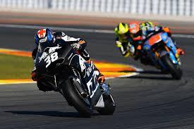 KTM's engine confused Bradley Smith in first '2017' MotoGP test ...