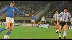 QUANDO L'ITALIA ANDAVA AL MONDIALE:1978 ITALIA-ARGENTINA - YouTube
