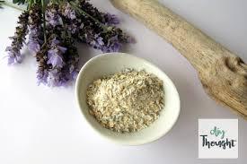 homemade lavender oat bath soak diy
