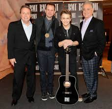 BMI Toasts Hunter Hayes' No. 1 Hit 'Wanted' (Hunter Hayes, Troy Verges) |  Photos | BMI.com