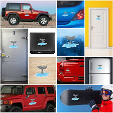 16 X 11 5 Inches Exterior Accessories Decal Stickers Whale Tail Decor Motorbike Bicycle Vehicle Atv Car Lapt Fecsource Com