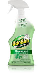 Odoban Disinfectant And Odor Eliminator Spray Odoban