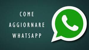 Aggiornare whatsapp, download e link diretto wapp web wapp web