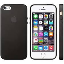 apple iphone 5s black leather case
