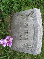 Iva Kelly Henderson (1885-1958) - Find A Grave Memorial
