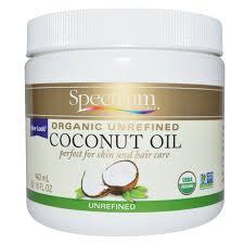 organic unrefined coconut oil 15 fl oz