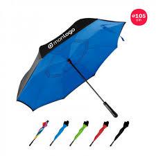 Parapluie Tempête Inversé Personnalisable 'Ullapool' | Objetrama