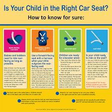 car seat and passenger safety santa