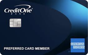 credit one bank american express card