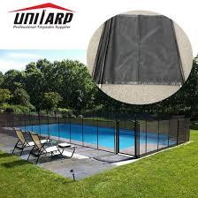 China Diy Inground Pool Safety Fences Childguard Mesh Pool Fencing China Inground Pool Safety Fences Diy Pool Safety Fences