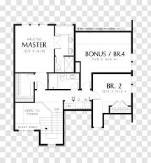 floor plan house paper black and