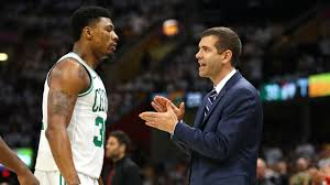 Celtics' Marcus Smart speaks out on officiating, heated exchange with Brad  Stevens | Sporting News