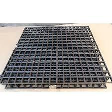 plastic floor grill heavy duty grate