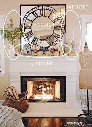 how to decorate a mantel like a pro
