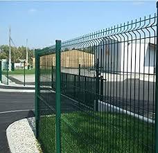 Modular Fence Panel Excluded Metal Mesh Electrowelded Medium Green Cm 200 X 192 H 2313 2313 Amazon Co Uk Kitchen Home