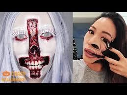 sewed shut mouth sfx makeup makeup