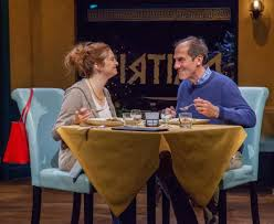 """Theater Review: """"Slow Food"""" - Could Use More Meat on its Bones - The Arts  Fuse"""