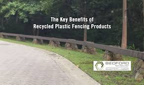 The Benefits Of Recycled Plastic Fencing Products Bedford Technology