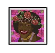 Witch Marsha P. Johnson Poster – Daughters of Witches