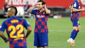 Liga, Siviglia-Barcellona 0-0 - La Gazzetta dello Sport