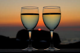 beautiful pictures of wine glasses