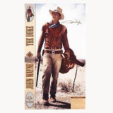 John Wayne Life Size Wall Decal Entertainment Earth
