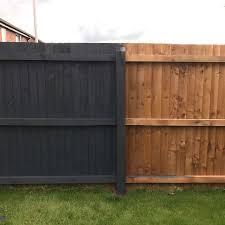 Modern Fence Ideas For Your Backyard Backyard Fences In 2020 Garden Fence Paint Garden Fence Panels Backyard Fences