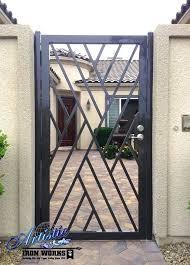 Top 15 Amazing Design Ideas Of Wrought Iron Doors Wroughirondoor Irondoor Frontdoorideas Frontdoorde Door Gate Design Steel Gate Design Wrought Iron Doors