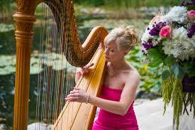 winnipeg harpist wedding harpist