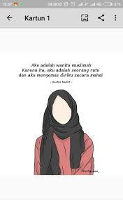 kartun muslimah hijrah for android apk