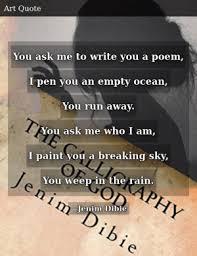 jenim dibie the calligraphy of god