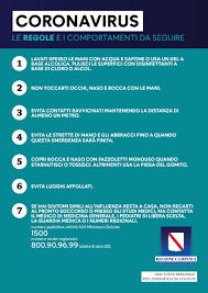 Coronavirus: notizie aggiornate e numeri utili – A.S.L. Napoli 2 Nord