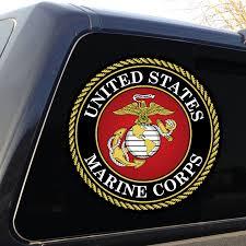 Marine Corps Marines Usmc Military Large Decal Sticker Graphic Emblem 3 Sizes Ebay